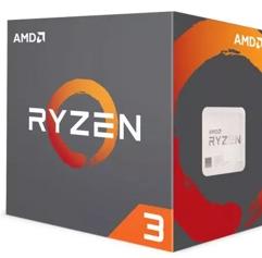 AMD Ryzen 3 1000 Series Socket AM4 Processors