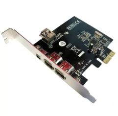 Firewire & USB I/O Cards & Hubs