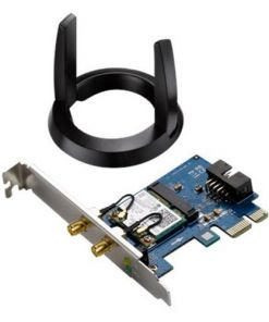 Asus (PCE-AC55BT) AC1200 (300+867) Wireless Dual Band PCI Express Adapter