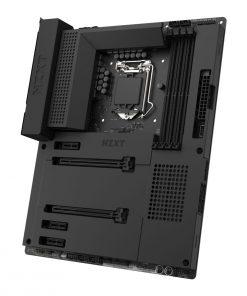 NZXT Intel Z490 N7 Matte Black ATX Motherboard
