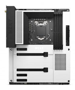 NZXT Intel Z490 N7 Matte White ATX Motherboard